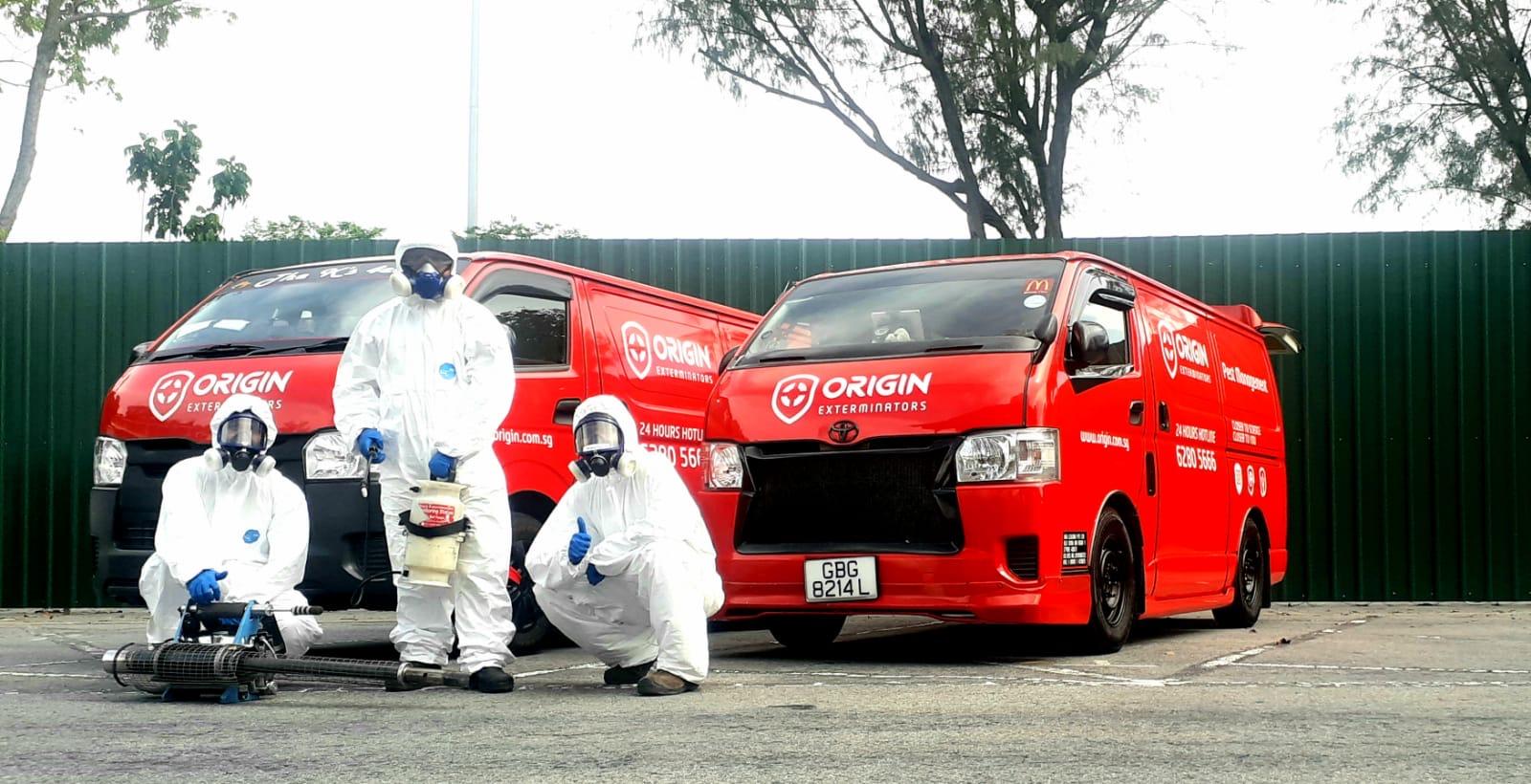ORIGIN Exterminators