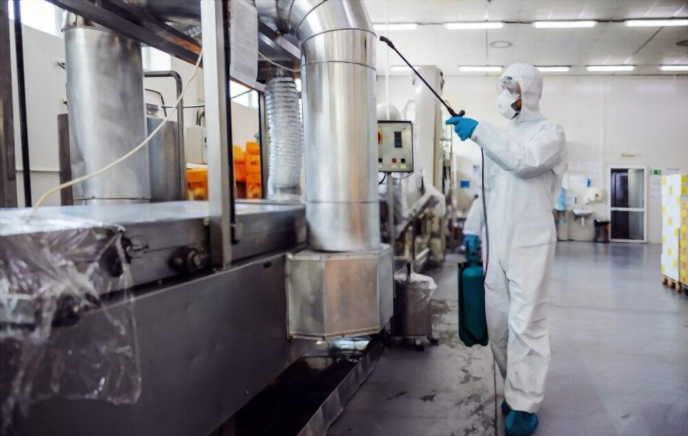 Pest Control In Food Processing Plants